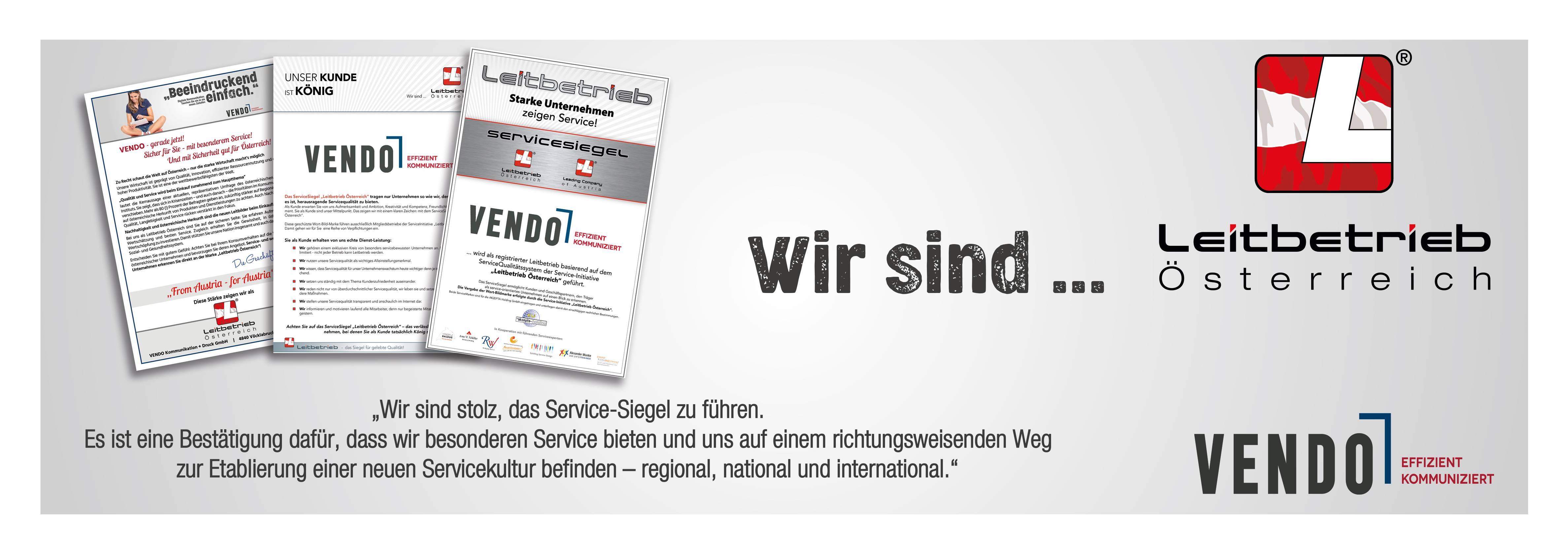 WIR sind Leitbetrieb Österreich
