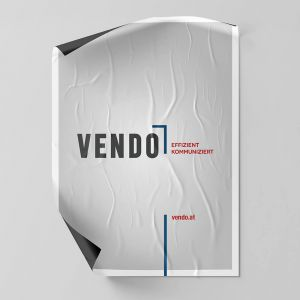 Plakat A0 (841 x 1.189mm), 4c/0 Digitaldruck Großfläche, 150g Plakatpapier seidenmatt, Produktionszeit: Standard
