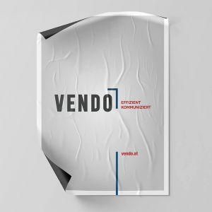 Plakat 2x2m, 4c/0 Digitaldruck Großfläche, 150g Plakatpapier seidenmatt, Produktionszeit: Standard