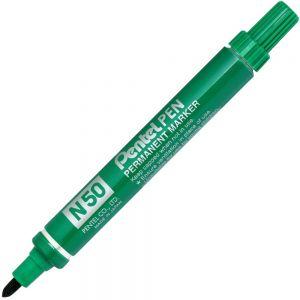 PENTEL Permanentmarker N50 2 mm grün