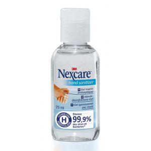 NEXCARE Desinfektionsgel 25 ml im Display