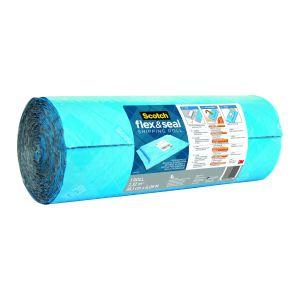 SCOTCH™ Versandrolle Flex & Seal 38 cm x 6 m blau