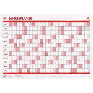 Jahresplaner HIT030 A3 2021