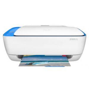 HP Drucker DeskJet All-in_One-Drucker weiß-blau