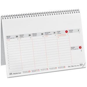 Wochenvormerkkalender A4 6 Spalten 2020