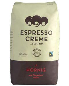 HORNIG Espresso Crema ganze Bohne 1 kg