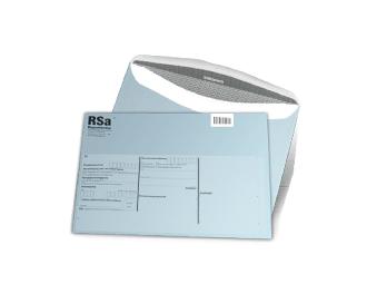 RSa-Kuvert C5 maschinenfähig Porto-optimiertes Kuvert für RSa-Briefe