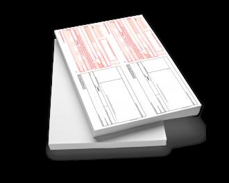 SEPA SPENDEN-Doppelzahlungsanweisung A4 quer