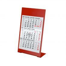 Desktop 3 Color bestseller, 1-Jahr, rot