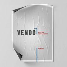 Plakat A2, 4c/0 Offsetdruck, 90g Recycling Papier, Produktionszeit: Standard