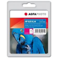 AGFAPHOTO Tintenpatrone mit Chip HP Nr. 920XL 14 ml magenta