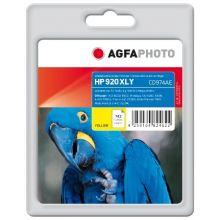 AGFAPHOTO Tintenpatrone mit Chip HP Nr. 920XL 14 ml gelb
