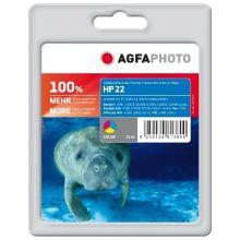 AGFAPHOTO Tintenpatrone HP Nr. 22 21 ml color