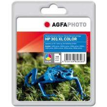 AGFAPHOTO Tintenpatrone HP Nr. 301XL 12 ml color