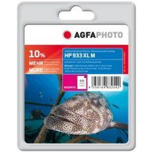 AGFAPHOTO Tintenpatrone mit Chip HP Nr. 932XL 13 ml magenta