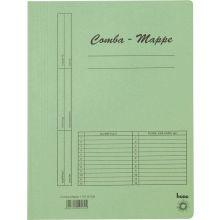 BENE Comba-Mappe 111000 A4 Karton grün