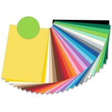 FOLIA Tonzeichenpapier 6755 50 x 70 cm 130 g/m² grasgrün