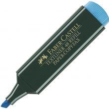 FABER-CASTELL Textmarker 48 Refill blau
