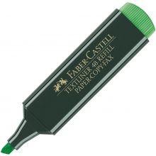 FABER-CASTELL Textmarker 48 Refill grün