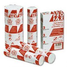 Faxrolle Profax 1954 Ø 25 mm weiß