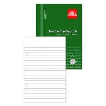 OMEGA Durchschreibebuch 808 DIN A5 hoch 2x 50 Blatt liniert