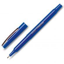 PILOT Fineliner mit Faserspitze 0,4 mm blau