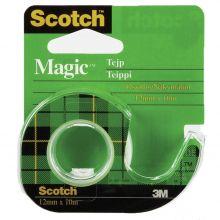 SCOTCH Klebeband Magic 12 mm x 10 m transparent