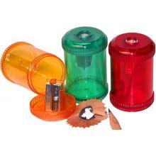 KUM Dosenspitzer 430MI rund farbig sortiert