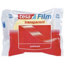 TESA Klebefilm 57341 15 mm x 33 m transparent