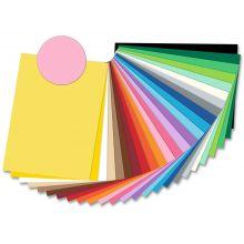 FOLIA Fotokarton 6126 50 x 70 cm 300 g/m² rosa