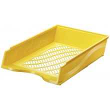 BENE Briefkorb 60100 DIN A4/C4 gelb
