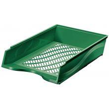 BENE Briefkorb 60100 DIN A4/C4 grün