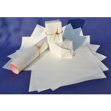 Packpapier Starkraft 90 x 126 cm gefalzt 10 kg weiß