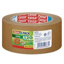 TESA Verpackungsband 57180 50 mm x 50 m braun