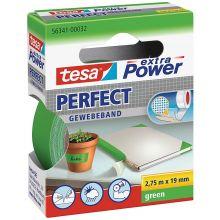 TESA Gewebeband Extra Power 19 mm x 2,75 m grün