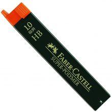 FABER-CASTELL Feinminen 1209 Super Polymer 1 mm HB schwarz