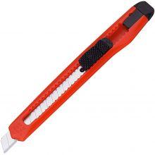 ALCO Hobby-Cuttermesser 120 mit 9 mm Klinge rot
