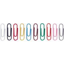 ALCO Büroklammer 256 100 Stück 26 mm farbig sortiert