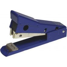 SAX Heftgerät Frog 400 für 25 Blatt blau