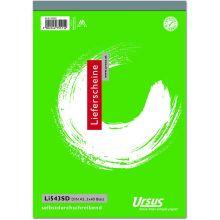 URSUS Lieferscheinbuch LI543SD A5 3 x 40 Blatt