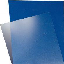 LEITZ Deckblatt 33681 100 Stück A4 180 my transparent