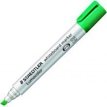 STAEDTLER Whiteboardmarker Lumocolor 351B mit Keilspitze 2-5 mm grün