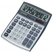 CITIZEN Taschenrechner CDC-112 12-stellig silber