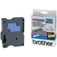 BROTHER Schriftband P-Touch TX-621 9 mm schwarz auf gelb