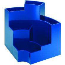 ALCO Schreibtischbutler 4473 6 Fächer blau
