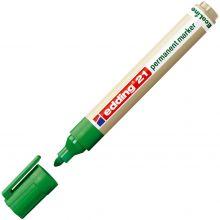EDDING Permanentmarker 21 EcoLine Rundspitze 1,5-3 mm grün
