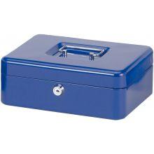 MAUL Geldkassette 25 x 19 x 9 cm blau