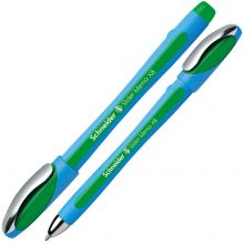 SCHNEIDER Kugelschreiber 1502 Slider Memo XB grün