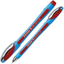 SCHNEIDER Kugelschreiber 1502 Slider Memo XB rot