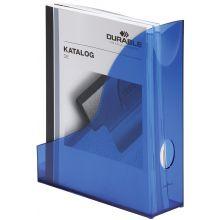 DURABLE Stehsammler 1701712 Basic A4 blau transluzent
